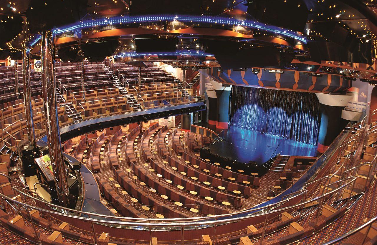 Výsledek obrázku pro theatre fortuna costa cruise