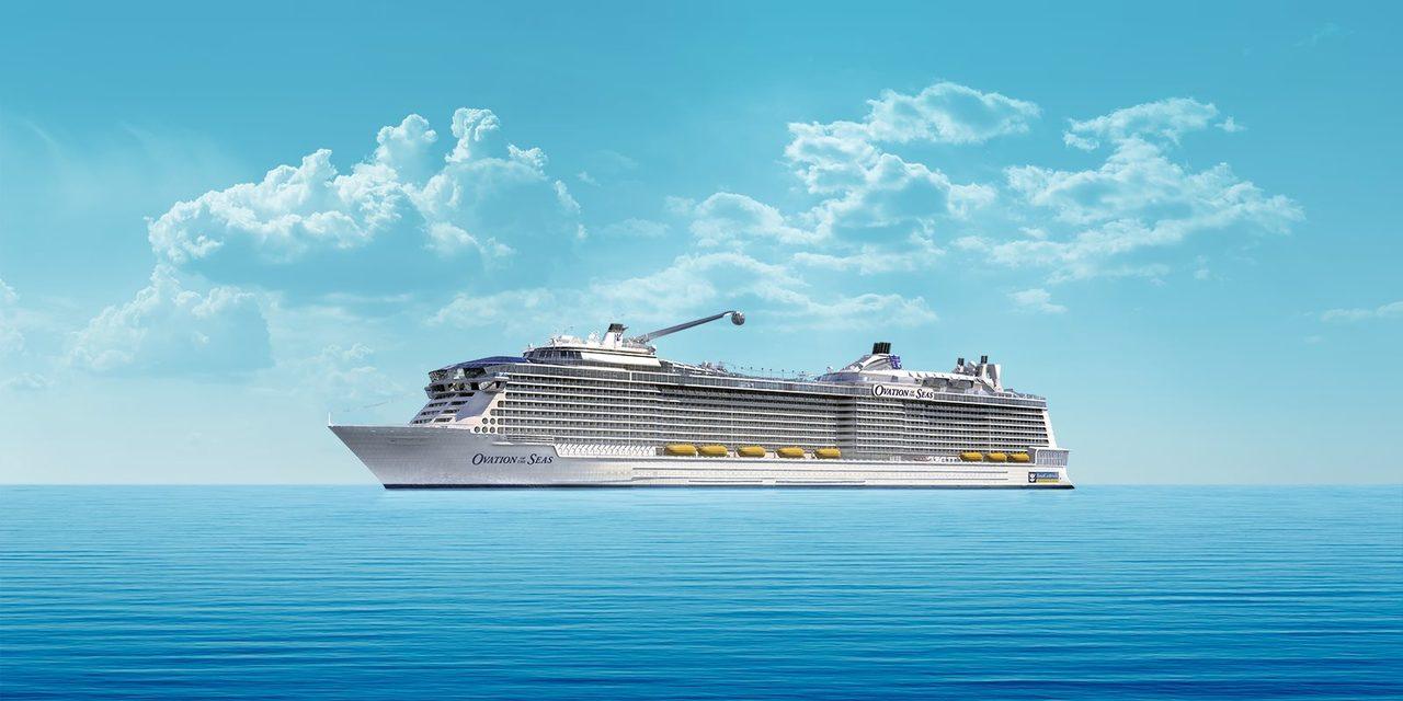 Ovation of the seas royal caribbean international for Dekor international pt