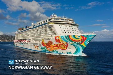 USA, Belize, Mexiko z Miami na lodi Norwegian Getaway
